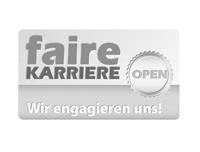 Arbeitgeberauszeichnung faire karriere open